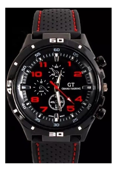Relógio Masculino Gt Touring Barato Militar Esportivo