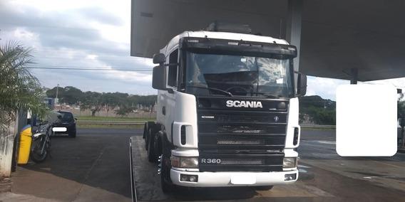 Scania R 124 360 Ano 2000 4x2