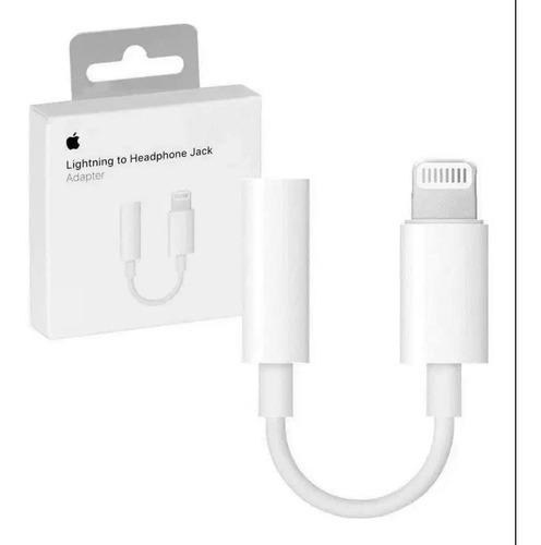 Adaptador Audífonos iPhone
