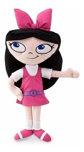 Isabella Pelucia Disney Phineas E Ferbs