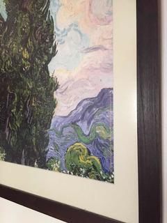 Cuadro Lámina Van Gogh Original Museo Basel (suiza) 90x80