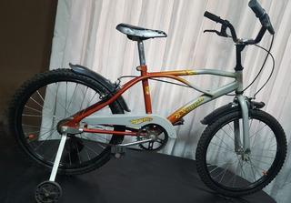 Bicicleta Niño Rodado 24 Olimpia