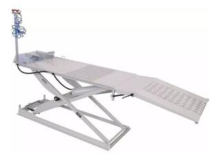 Elevador Pneumático Até 250kg - Rampa Para Motos - Galmar