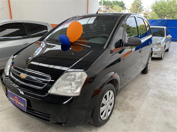 Chevrolet Meriva 1.8 Mpfi Expression 8v Flex 4p Automatizado