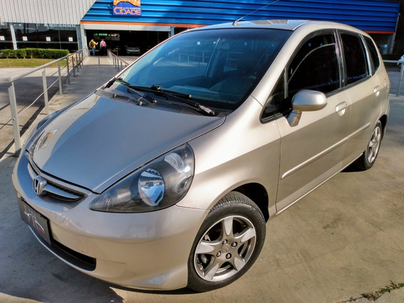 Honda Fit Lx 1.4 Gasolina Manual 2006/2007 Baixa Km 92.000