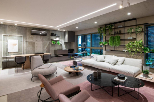 Apartamento Com 2 Dormitórios À Venda, 89 M² Por R$ 950.000,00 - Cambuí - Campinas/sp - Ap6707