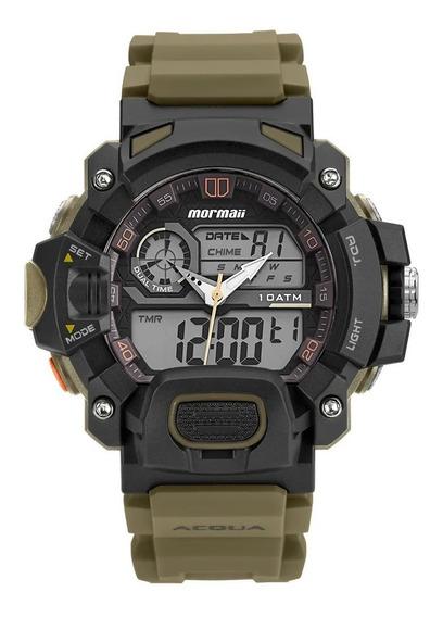 Relógio Mormaii Acqua Pro Masculino Moad1132/8v