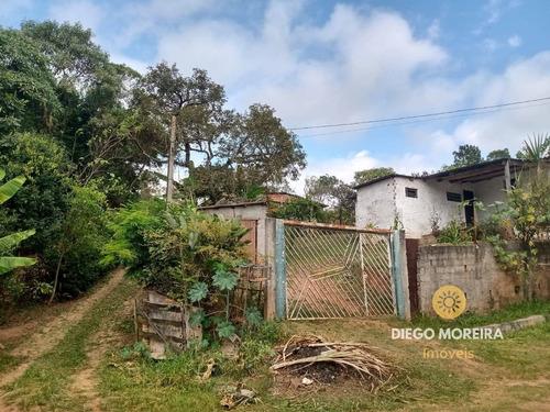 Chácara À Venda Com 2 Casas Disponíveis - Ch144
