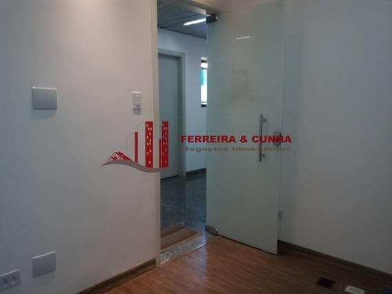 Excelente Sala Comercial, Para Locação, Em Santana - Fc457