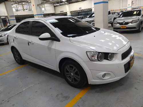 Chevrolet Sonic Lt Mt 4p 1.6cc - Usados
