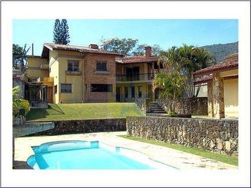 Chácara Residencial À Venda, Parque Arco Iris, Atibaia - Ch0447. - Ch0447