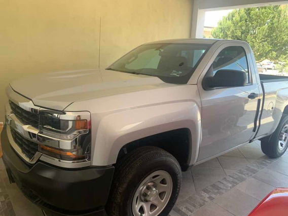 Chevrolet Silverado 2016 4.3 1500 Ls Cab Reg Aa Radio At