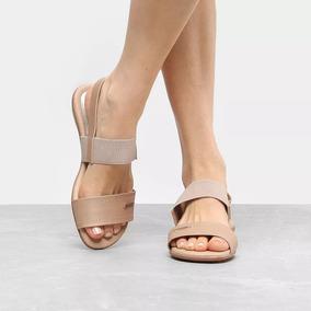 Sandália Modare Feminina Elástico - Super Confortável