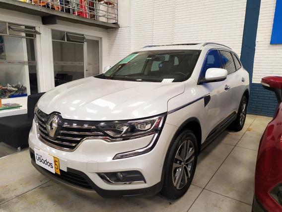 Renault New Koleos Intens 2.5 4x4 Aut 5p 2018 Ebv725