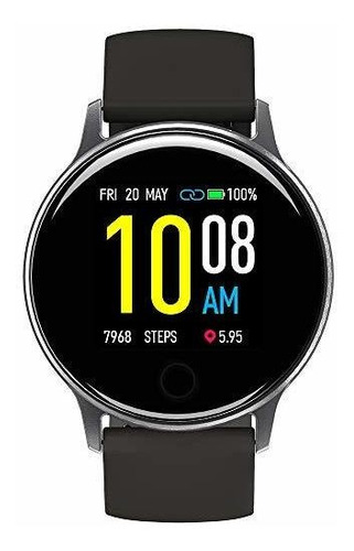 Imagen 1 de 7 de Reloj Inteligente, Umidigi Uwatch 2s Fitness Tracker Heart
