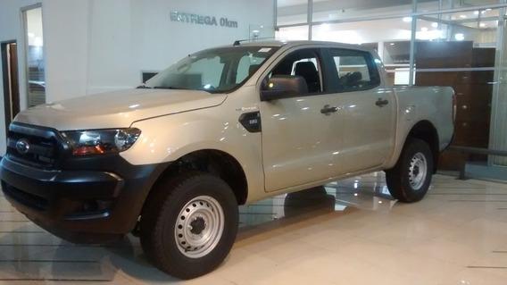 Ford Ranger 2.2 Tdci C/d 4x2 Xl 6mt 0km