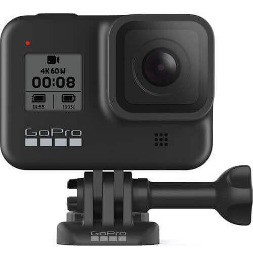 Câmera Gopro Hero 8 Black 4k | Chdhx-801