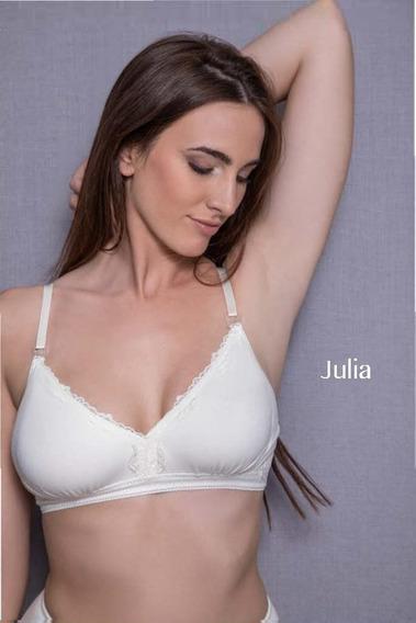 Corpiño Para Amamantar Cómodo Julia
