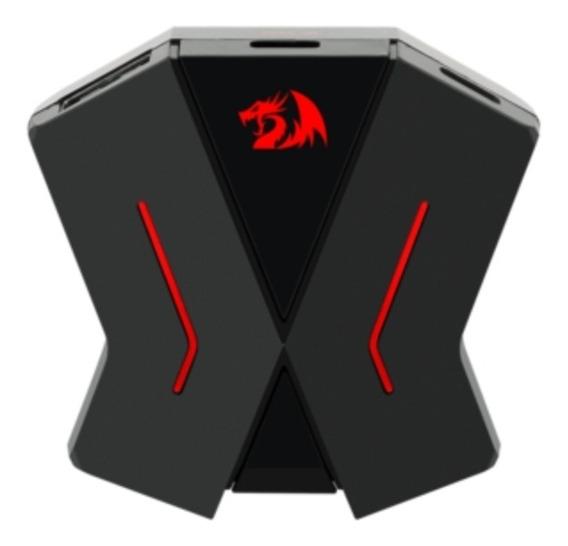 Adaptador Gamer Redragon Eris Para Teclado E Mouse Ga-200