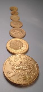 Monedas Oro Puro Centenario Gold Coins