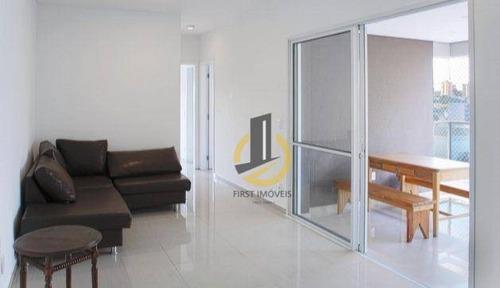 Imagem 1 de 30 de Apartamento De 65 Mts² 2 Dorms 1 Suite 1 Vaga Varanda Com Lazer Completo No Condominio Advanced Ipiranga - Ap1928