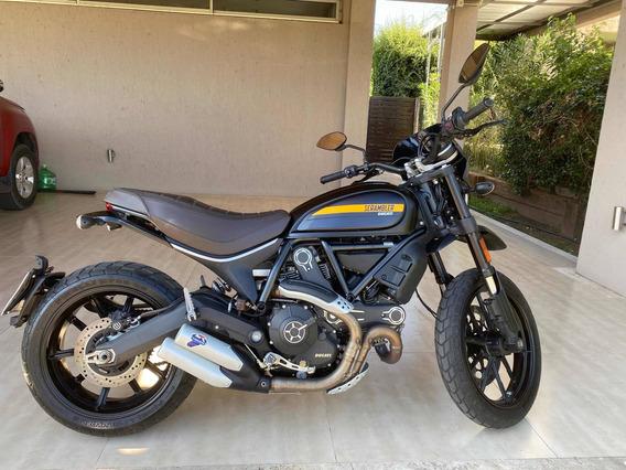 Ducati Scrambler 800 Full T