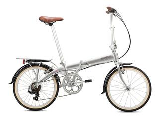 Bicicleta Bickerton Junction 1607 Plegable Rodado 20