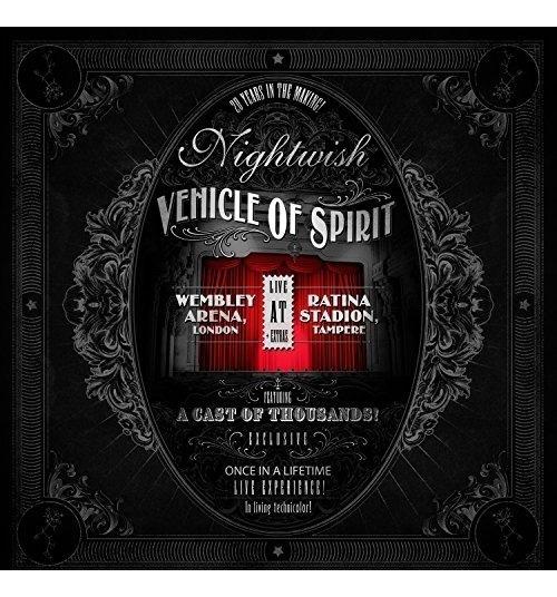 Nightwish Vehicle Of Spirit Live At Wembley Arena Lo Bluray