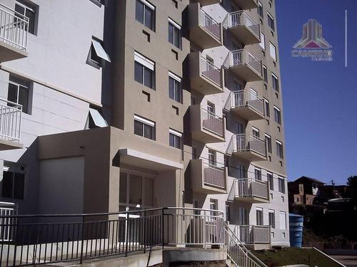 Imagem 1 de 12 de Apartamento De Último Andar, Três Dormitórios Com Suíte E Duas Vagas - Ap3891