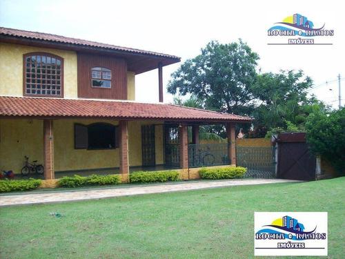 Venda Casa Condomínio São Rafael Campinas Sp. - Ch0001
