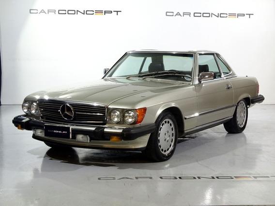 Mercedes-benz 560 Sl 1986