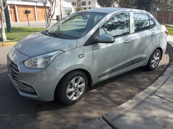 Grand I10 Full Sedan 2019 Vendo Por Viaje