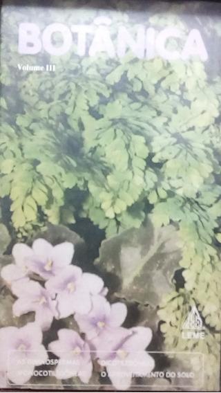 Vhs Botânica Volume 3 Cx 120