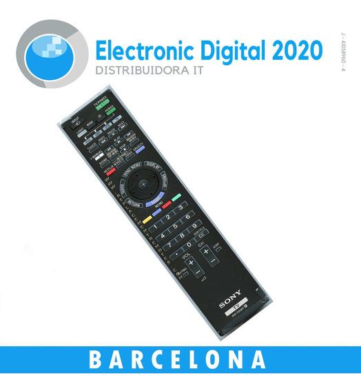 Control Para Tv Lcd/led Sony Bravia / Dvd Sony Rm-yd057