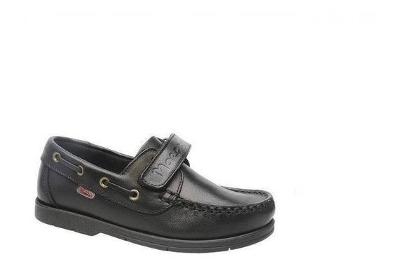 Zapatos Escolares Marcel Abrojo Nautico Abrojo