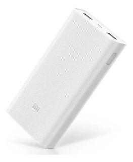 Carregador Portátil Xiaomi 2c 20000mah 100% Turbo + Brinde