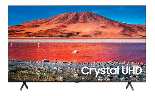 Televisor Samsung 50  Un50tu7000 Crystal 4k Bluetooth