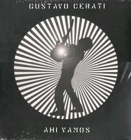 Vinilo - Ahi Vamos (2lp) - Gustavo Cerati