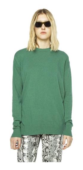 Sweater Donna Lana Cuello Redondo Mujer Complot