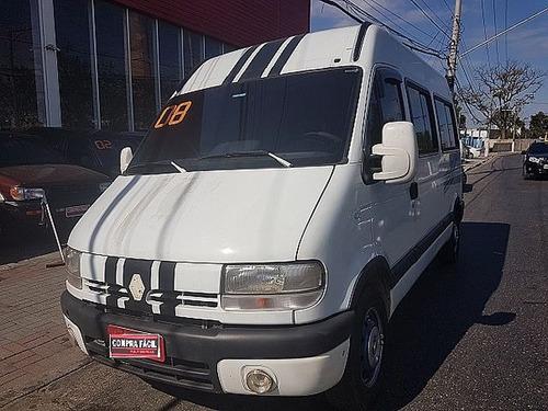 Master 2.5 Dci Minibus 16 Lugares - Aceito Troca 2008