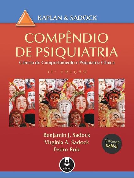 Compendio De Psiquiatria - 11 Ed