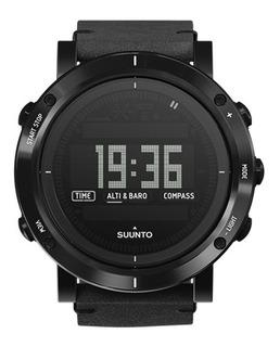 Reloj Multifuncional Supervivencia Essential Negro Suunto