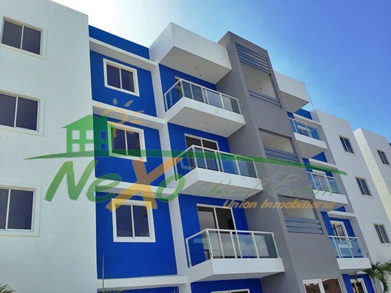 Apartamento De Oportunidad Economico Santiago (eaa-138 A)