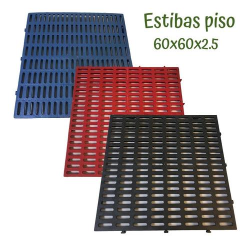 Estibas Plásticas Fabricantes 60x60
