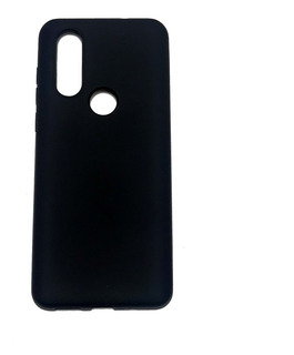 Silicone Case Motorola Moto One Action Funda Tpu Silicona