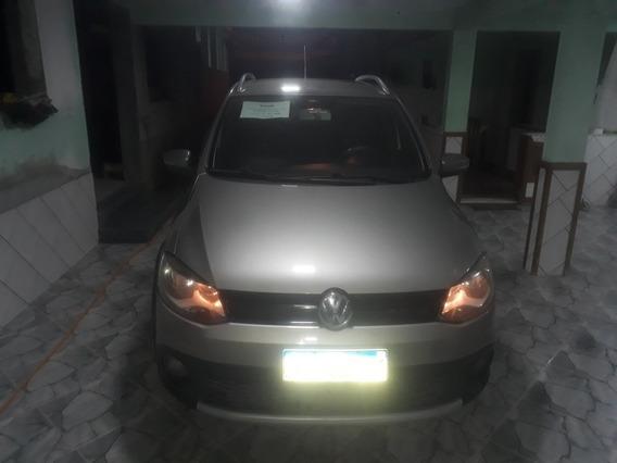 Volkswagen Crossfox 1.6 Vht Total Flex I-motion 5p 2013
