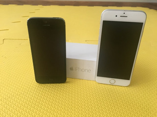 iPhone 6 16 Gb + iPhone 5 32 Gb