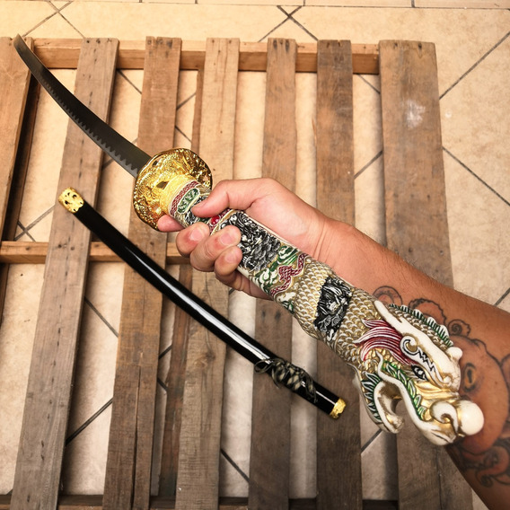 Katana Highlander Connor Mcleod Duncan Decorativa Jl-003