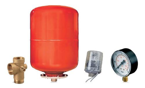 Kit Hidroneumatico Tanque Pulmon 2lt Para Bombas