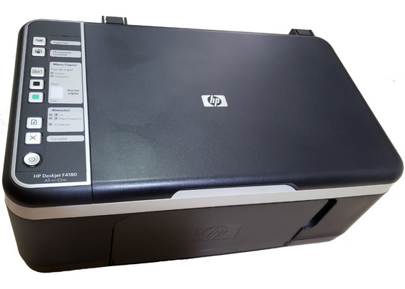 Impressora All In One Hp Deskjet F4180 (funcionando 100%)